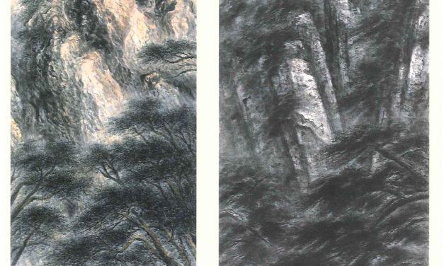 熊野古道なかへち美術館開館20周年記念展 渡瀬凌雲~渡米の前後で~